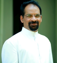 Rev. Bro. A.J. George-st. patricks school mananthavady