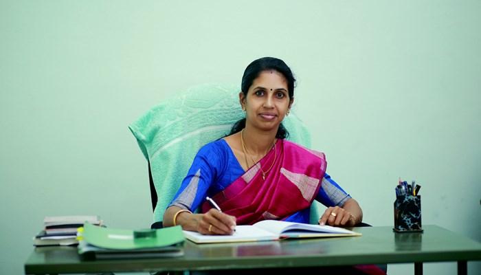 Mrs. Anitha Biju -Junior School Coordinator