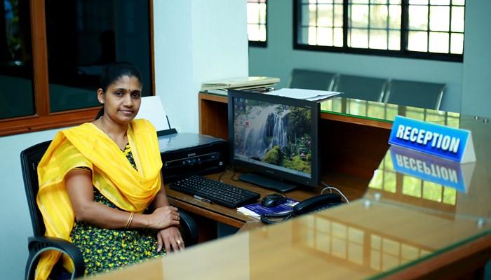 Mrs. Bisni Bennison-Office Secretary